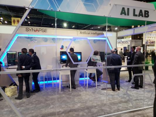 Fujifilm Exhibits Enterprise Imaging Solutions and Artificial Intelligence Initiative at HIMSS 2019