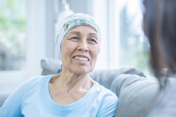 Mammography, which is an X-ray picture of the breast, is efficient also for women over the age of 70.
