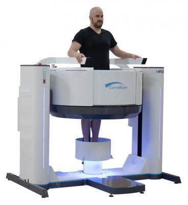 CurveBeam announced the HiRise, its weight bearing CT (WBCT) imaging system for the entire lower extremity, has received FDA 510(K) clearance.