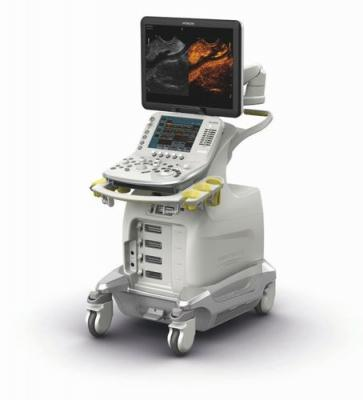 Hoya Corp. and Hitachi, Ltd. announced a five year contract regarding Endoscopic Ultrasound Systems [EUS] by which the parties will strengthen technical collaboration, and Hitachi will continue supplying diagnostic ultrasound systems and ultrasound sensor related parts used in EUS.