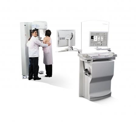 2D mammography system