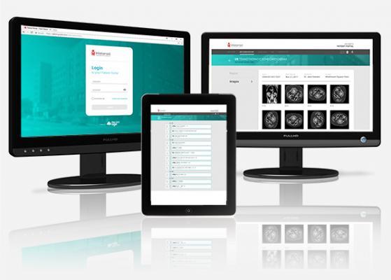 Intelerad's nuage Patient Portal
