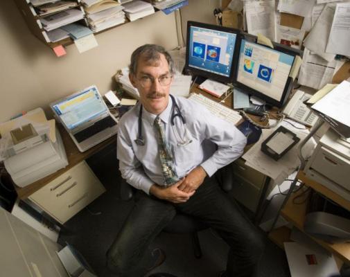 John Wood, liver MRI, biopsy, blood transfusion therapy, CHLA