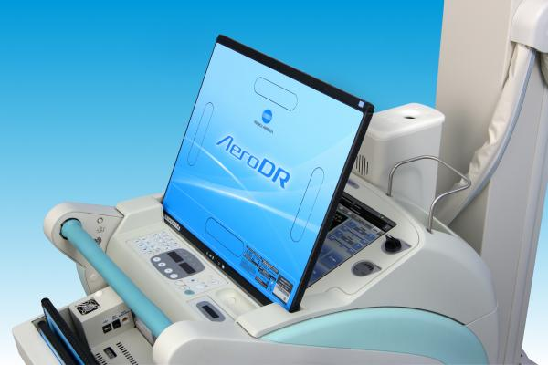 MobileArt Evolution EFX AeroDR-i, Konica Minolta, Shimadzu, portable X-ray