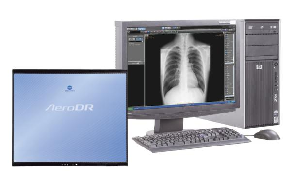 Konica Minolta Brings Motion to X-ray With Dynamic Digital Radiography