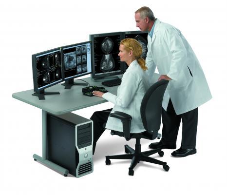 Mammography Station