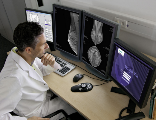 artificial intelligence, breast cancer diagnosis, Beth Israel Deaconess Medical Center, Harvard Medical School