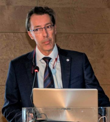 #COVID19 #Coronavirus #2019nCoV #Wuhanvirus #SARScov2 Marco Mugnaini, Italy Country Business Director of Esaote