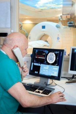 MaxQ AI Launches Accipio Ax Slice-Level Intracranial Hemorrhage Detection