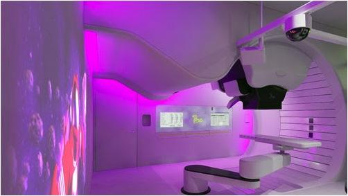 IBA Proteus ONE With Ambient Experience Proton Radiation Therapy