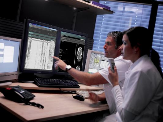 RedRick Technologies, configuration specific ergonomic radiologist workstations, RSNA 2015