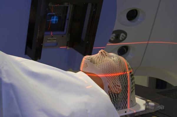 radiation therapy non-Hodgkin's lymphoma