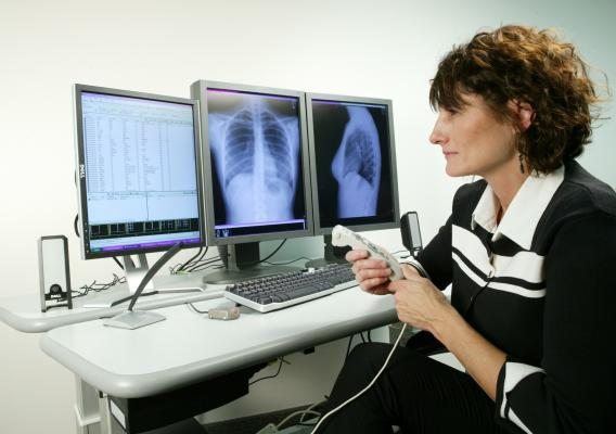 Zotec Partners, practice production module, software, radiology workflow