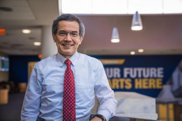 Ramon Alfredo Siochi, Ph.D. — the director of medical physics at WVU — led a task group to help ensure the accuracy of data that dictates a cancer patient's radiation therapy.