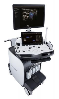 Samsung Unveils New RS85A Nashville Ultrasound System at AIUM 2018