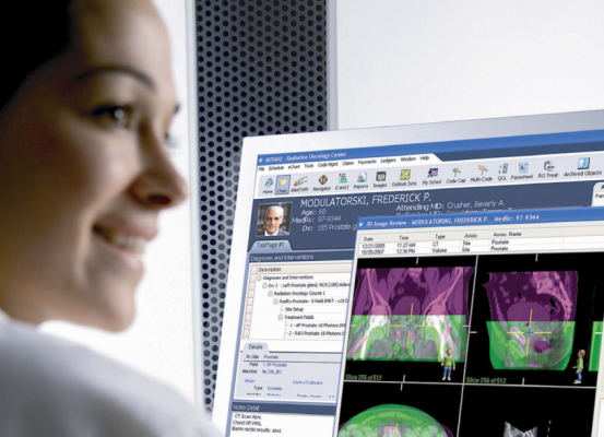 radiation therapy oncology information management systems oims elekta