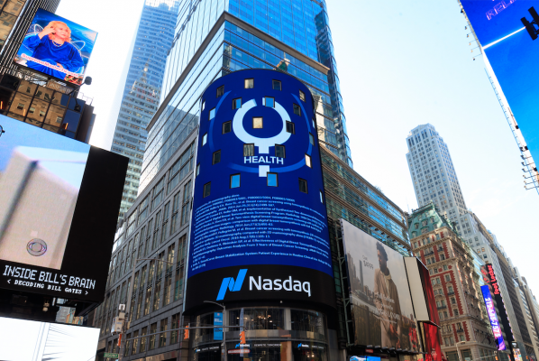 Hologic, Inc.'s Company's Chairman, President and Chief Executive Officer Steve MacMillan, joined a number of employees to ring the Nasdaq Opening Bell for the 14th consecutive year on Oct. 2