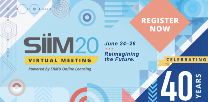 According to a press statement released by the Society for Imaging Informatics in Medicine (SIIM), the organization has made the difficult, but necessary and responsible decision, to cancel its in-person 2020 Annual Meeting in Austin, TX. This decision was based on continued travel restrictions issued by SIIM's member medical institutions and corporate partners, as well as the desire to help prevent the spread of COVID-19. SIIM joins the growing list of industry conferences going virtual due to the coronavi