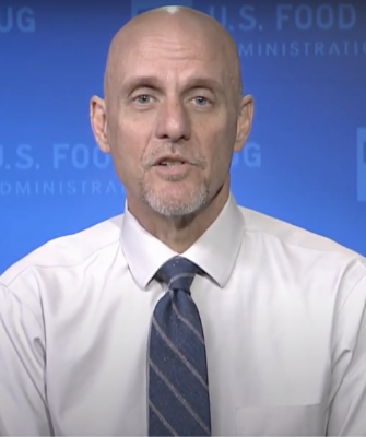 Stephen M. Hahn, M.D., Commissioner of Food and Drugs - Food and Drug Administration, discussed The COVID-19 Pandemic — Finding Solutions, Applying Lessons Learned, on June 1