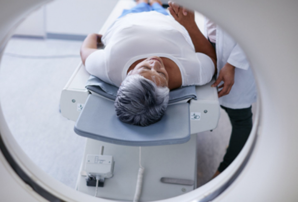A patient implanted with the Axonics System can undergo MRI examinations safely with radio frequency (RF) Transmit Body or Head Coil under the conditions outlined in the Axonics MRI Conditional Guidelines.