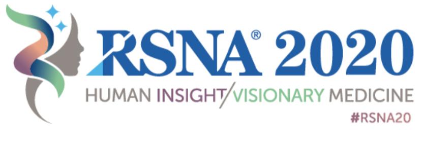 RSNA 2020: Human Insight/Visionary Medicine,will be held as an all-virtual event, Nov. 29 – Dec. 5, 2020