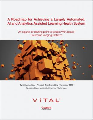 An adjunct or starting point to today's VNA-based Enterprise Imaging Platform