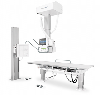OMNERA 500A includes new intelligent automation features to help improve workflow and efficiency, without compromising patient care