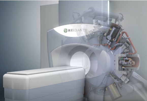 The first MRI-guided radiation therapy system provides real-time view of tumors during radiation treatment