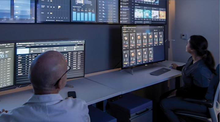 DuringHIMSS21, Philips will showcase and introducePhilips Patient Flow Capacity SuiteandPhilips Acute Care Telehealth, key HealthSuite solutions that allow health systems to integrate informatics applications that can be combined and scaled up or down according to emerging needs