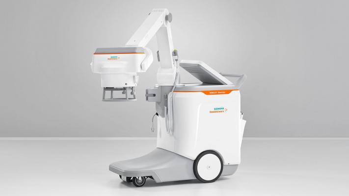 FDA Clears Mobilett Elara Max Mobile X-ray from Siemens Healthineers