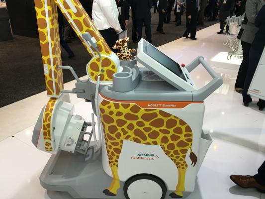 Siemens Healthineers Announces First U.S. Installation of Mobilett Elara Max