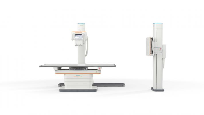 Siemens Healthineers Unveils Multix Impact Digital Radiography System at RSNA 2018