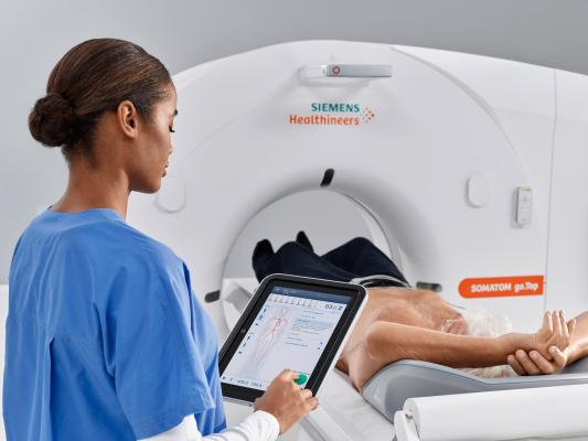 FDA Clears Siemens' Somatom go.All, go.Top CT Scanners