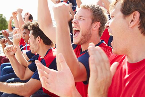 Fans of Opposing Soccer Teams Perceive Games Differently