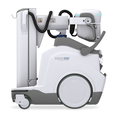 Canon Medical will showcase the Soltus 500 at this year's virtual AHRA annual meeting, Aug. 11-13, 2020