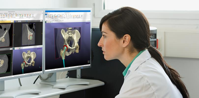 Synopsys Releases Simpleware ScanIP Medical Software for 3-D Printing