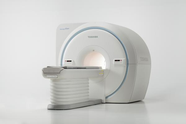 MRI systems, RSNA 2014, Vantage Elan 1.5T, Toshiba