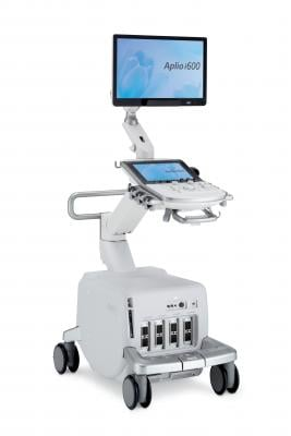 Toshiba Medical Introduces New Entry-Level Aplio i600 Ultrasound Platform