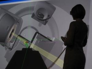 VERT, virtual environment radiotherapy, radiation therapy, patient anxiety, Thomas Jefferson University study