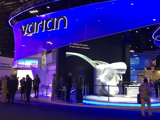 Varian Acquiring Cancer Treatment Services International