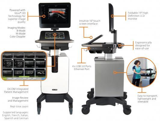 Fujifilm VisualSonics, Vevo MD, UHF, ultra-high frequency ultrasound, CE Mark