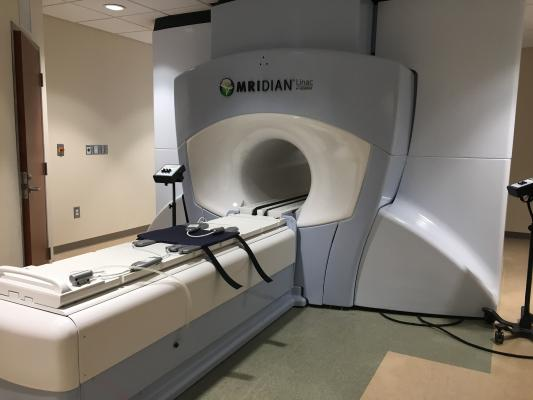 Investigator-led study explores feasibility and tolerability of single-fraction stereotactic ablativebody radiotherapy using MRIdian's daily MRI-Guidance with on-table adaptive replanning