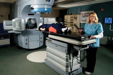 Civco Protura 6 Degrees of Freedom Robotic System 21st Century Oncology Arizona