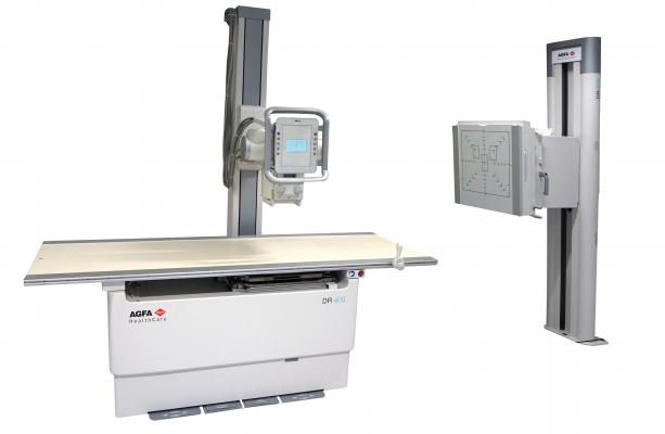 Agfa Healthcare, digital radiography, RSNA 2014, 50,000 installations