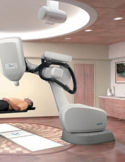 clinical trial study radiation therapy prostate technology accuray cyberknife