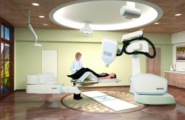 Accuray, CyberKnife, TomoTherapy, clinical studies, ASTRO 2015