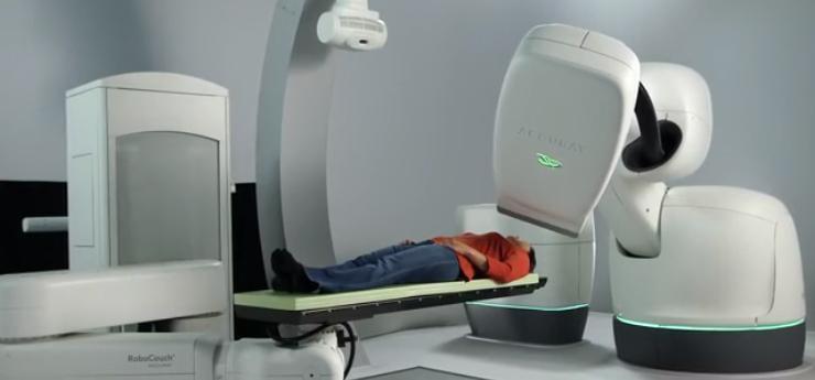 CyberKnife, radiation therapy