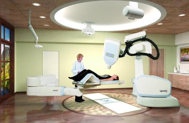 CyberKnife robotic radiosurgery system, version 10.5, Reno, upgrade