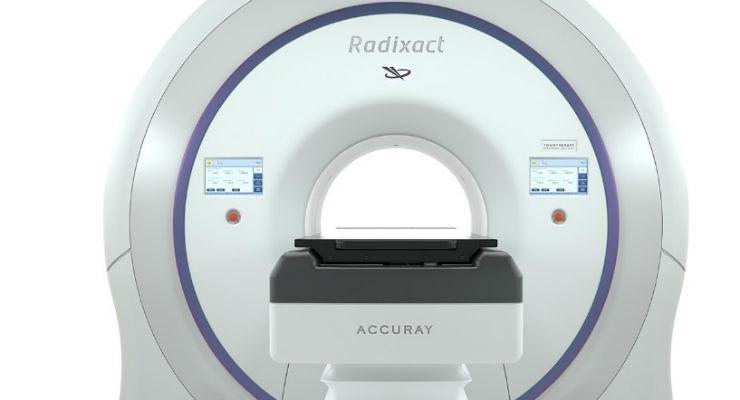 First New York Metropolitan Hospital Treats Cancer Patients With Accuray Radixact System