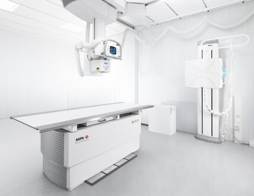 Agfa Healthcare, Rush University Medical Center, digital radiography solutions, DX-D 600, DX-D 300, MUSICA